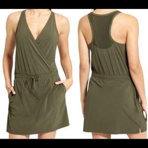 Athleta Take A Hike Dress Romper